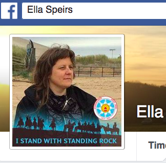 Ella Speirs' shared helpful ministry via a popular social network