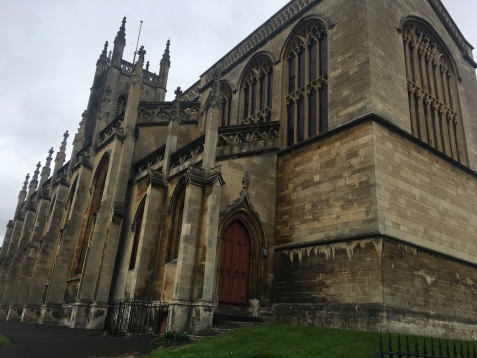St Saviour's exterior