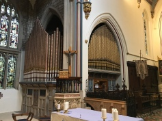 St Johns' organ